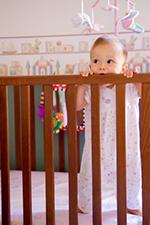 Chambre de bebe - Risque d'accidents